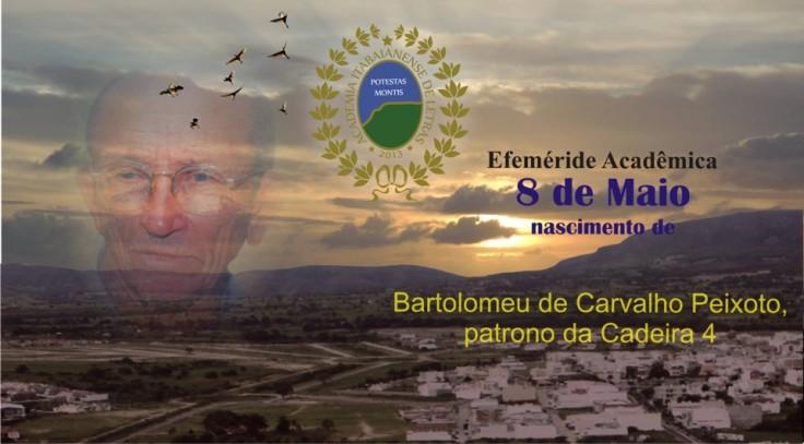 Efeméride acadêmica, 05, 08, NASCIMENTO de patrono